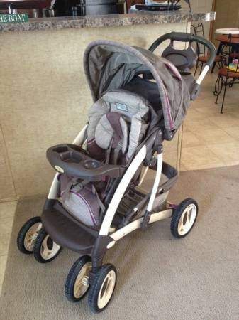 Laura Ashley Stroller Canterbury Edition - x002440 (Tuscola)