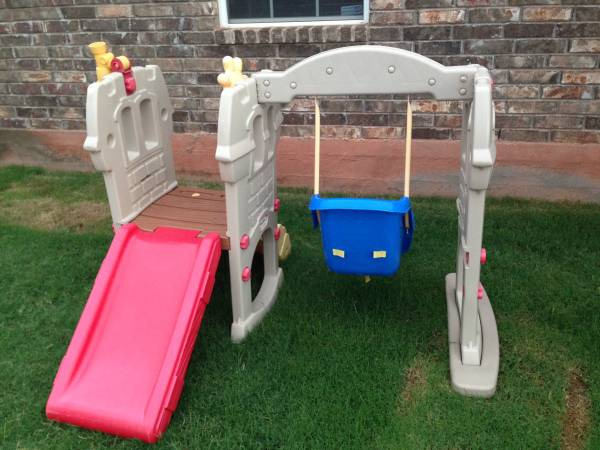 Little Tikes Swing Set -   x0024 70  Abilene
