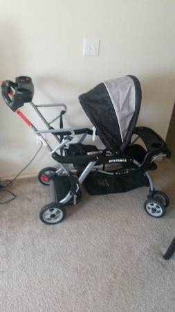 Sit and Stand stroller -   x0024 100  Abilene