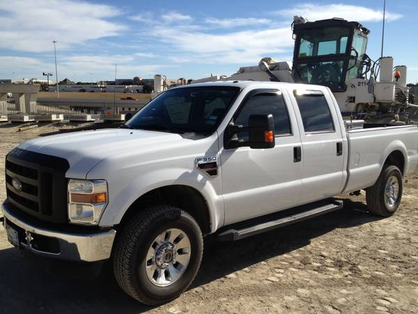 2008 F350 Ford Super Duty 4 Door 4WD - $16950 (FORT WORTH)