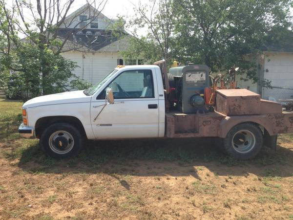 Welding Rig - $25000 (Robert Lee)