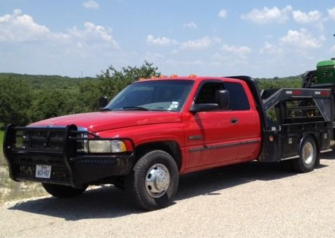 2001 Dodge Cummins 3500 - $8250 (Brownwood)