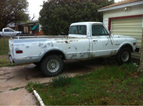 WTS or WTT 1972 Chevrolet 4x4 K20 - $3000 (Clyde)