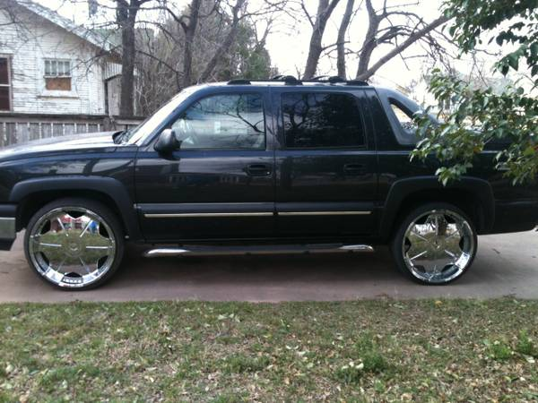 26 inch rims with Pirelli tires - $2000 (abilene )