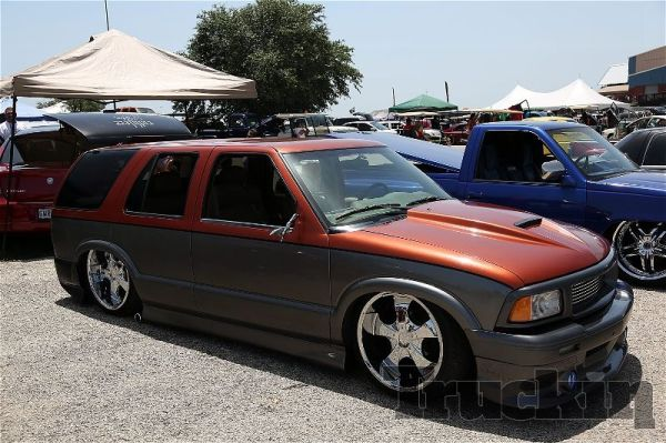 Bagged 1996 GMC Jimmy - $5000 (Brownwood tx.)