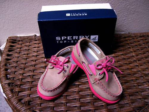 Toddler Sperry size 7 - $35 (abilene texas)