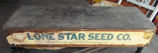 Lone Star Seed Box -   x0024 135  Abilene Texas