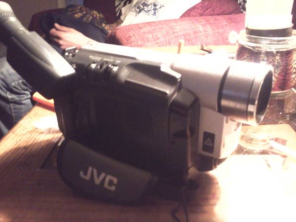 JVC Video Camera  - $30 (Abilene, TX)