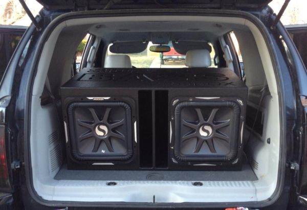 2 kicker l7 15 in superbass probox - $1200 (abilene,tx)