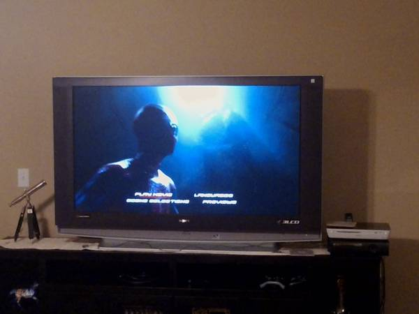 Sony Wega 55 Inch 3LCD TV - $450 (Remington Estates)