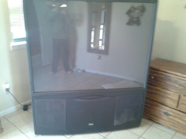 rca 52 inch projection tv manual