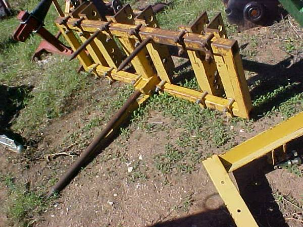 Hay Bale Spear Spike for any front end loader tractor- HEAVY DUTY - $575