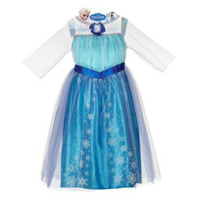 Frozen Elsa Dress -   x0024 35  Abilene