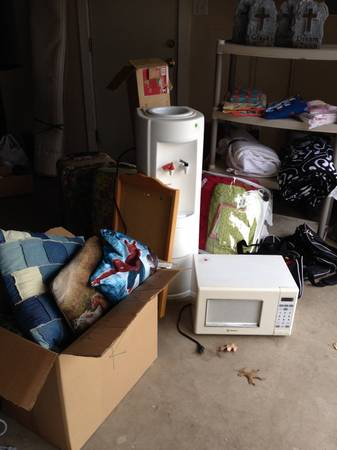 Moving sale - Saturday Only (5173 Western Plains)
