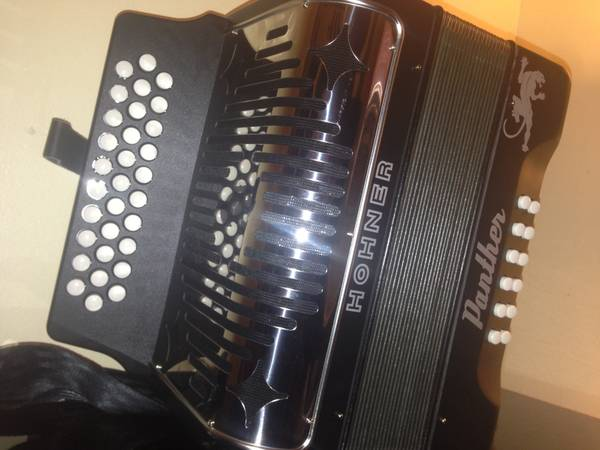 Hohner Panther Accordion - $400 (Winters)