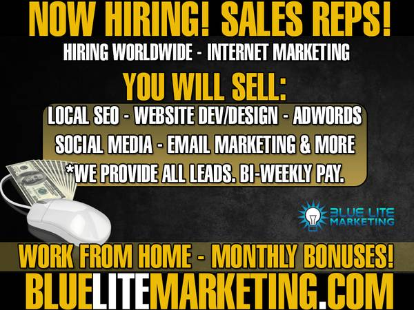 Internet Marketing Sales