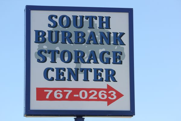 Storage and Uhaul Truck rentals (Intersection of Bluebonnet and Burbank)