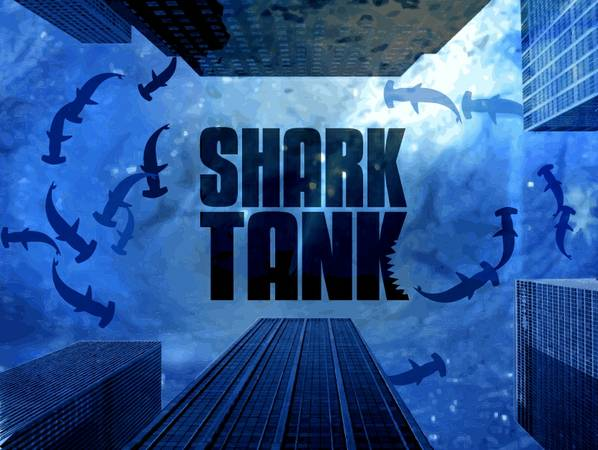 Shark Tank Blogging