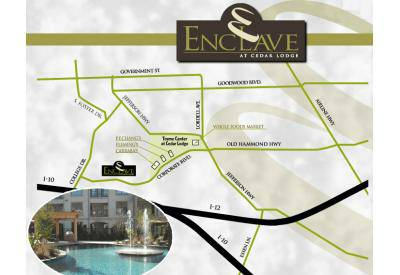 $1185 1br - 988ftsup2 - Enclave at Cedar Lodge - Take over end of lease (6929 Commerce Circle)