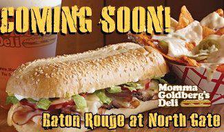 Momma Goldbergs Deli Baton Rouge - North Gate- College Row  Baton Rouge  LA 70802