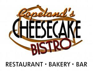 Copelands Cheesecake Bistro - 6171 Bluebonnet Blvd  Baton Rouge  LA - Ph 225 761-1110