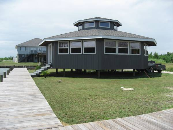 1400ftsup2 - WATERFRONT VACATION RENTAL (RIGOLETS)