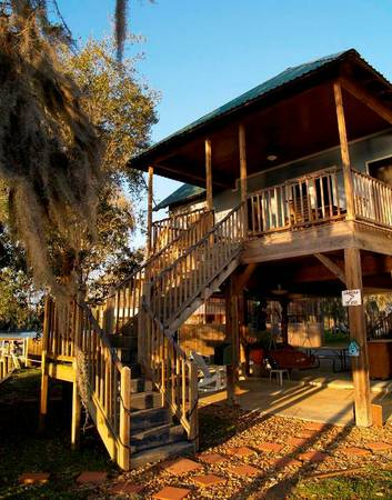 3br - Vacation at Bayou Fever Rental Home - Full Amenities (Stephensville, LA)