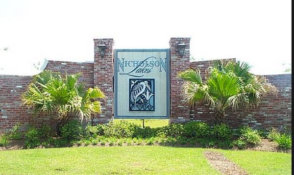 Nicholson Lakes Baton Rouge For Sale