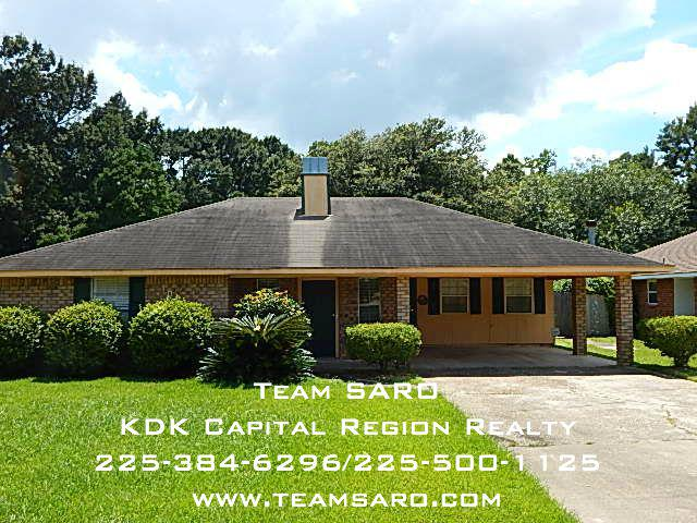 $139,900, 3br, 10751 Carmel Dr Home for Sale in Baton Rouge, LA