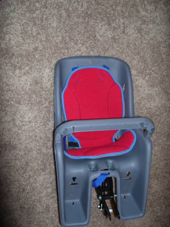 Bell Bicycle Child Carrier Seat - x002425 (Gonzales)