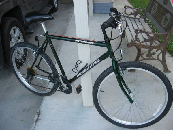 Quality Vintage Mongoose 21-Speed Bicycle- Like New,   - $125 (Prairieville, LA)