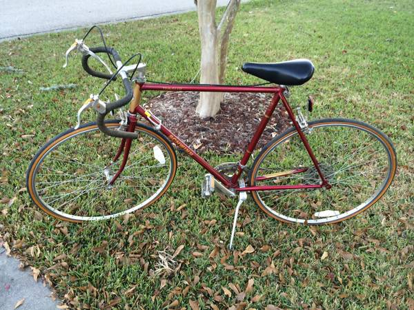 SCHWINN TRAVELER 12 SPEED BICYCLE - TALL RIDERS - $200 (Gonzales area)