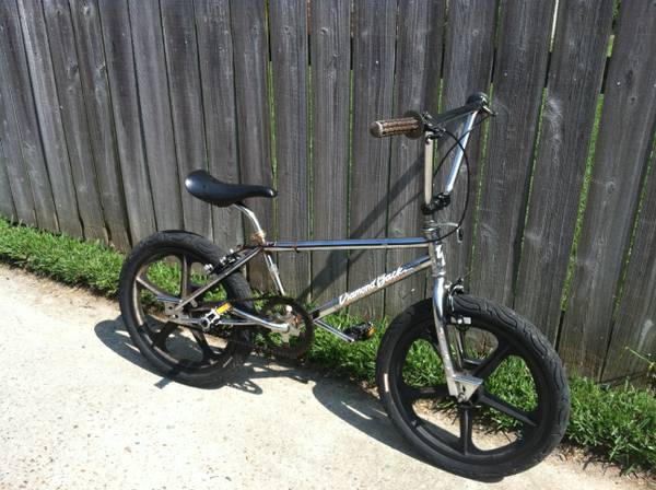 Vintage BMX - 1985 Diamondback Hot Streak - $200