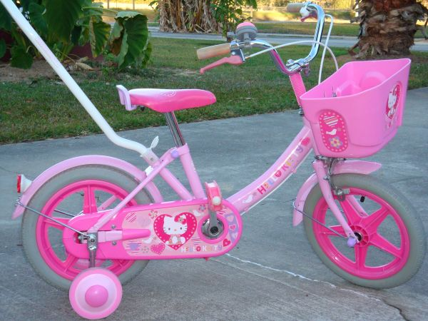 Girls And Boy Bicycles  - $150
