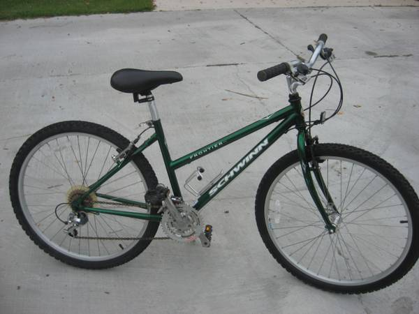 Schwinn Frontier GS Bicycle, Like New -- $100 (Prairieville, LA)
