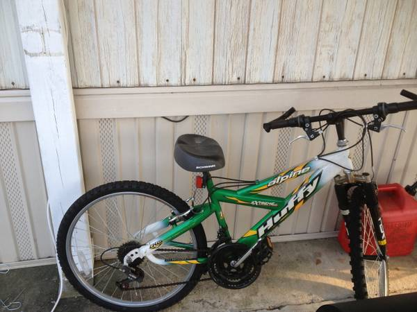 Huffy Alpine Extreme - $150 (Central)
