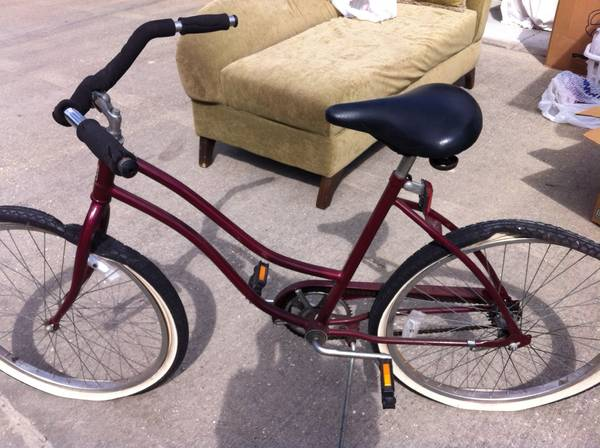 Huffy Beach Cruiser Bike - $10 (Denham Springs)