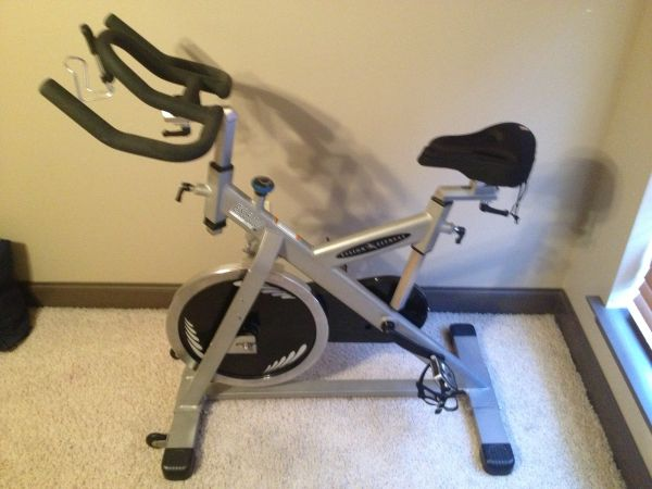 Vision Fitness ES600 Indoor Cycle - $499 (Baton Rouge)