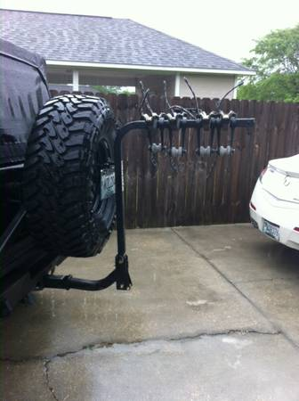 Yakima Trailer Hitch Bike Rack - $80 (Baton Rouge)