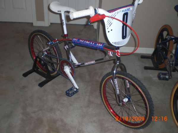 OLD SCHOOL BMX FOR CASH (Baton Rouge)