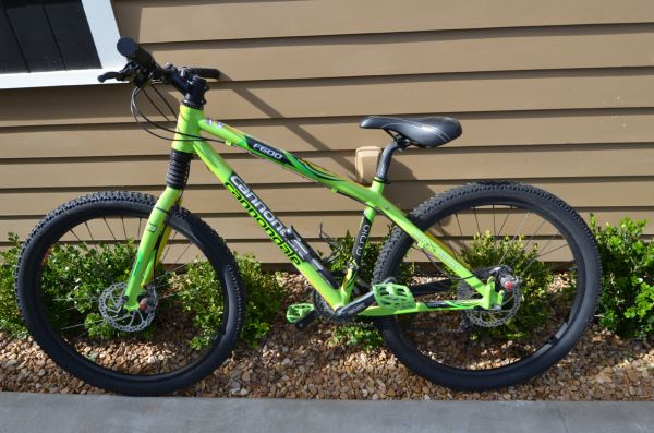 Cannondale F600 Mountain Bike - $300 (South Baton Rouge)