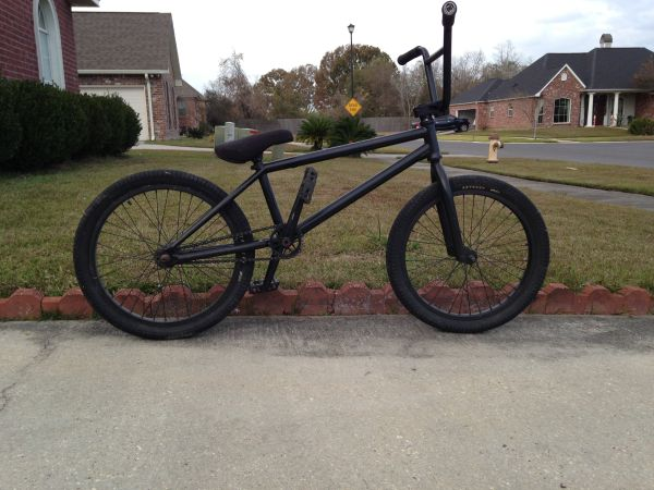 custom bmx bike - $450 (baton rouge)