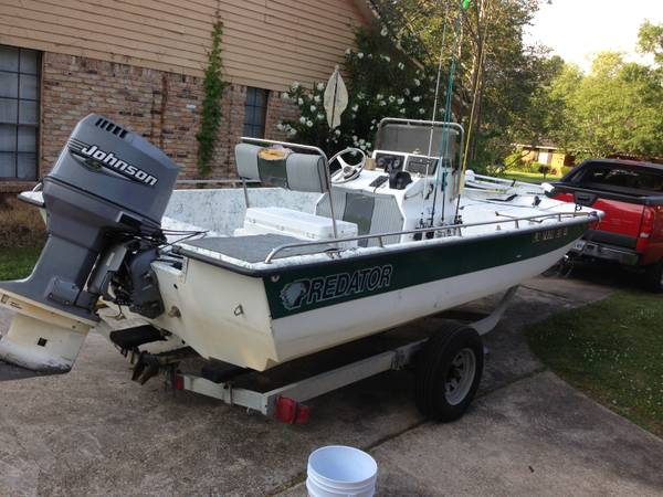 150 Johnson 1998 Predator 20 5ft For Sale or Trade -   x0024 5000  Baton Rouge