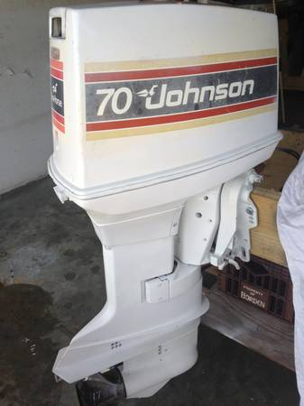 70 HP Johnson -   x0024 1000