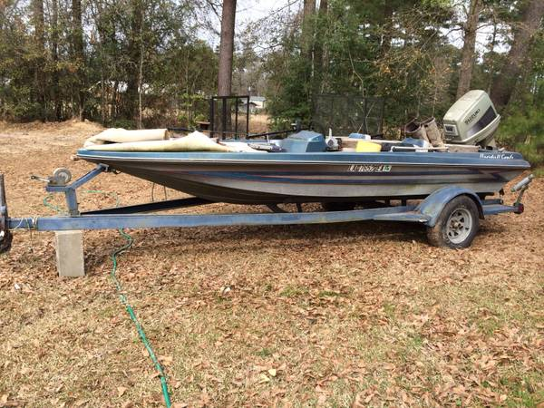 Randall craft with Suzuki 115 -   x0024 1200  denham springs