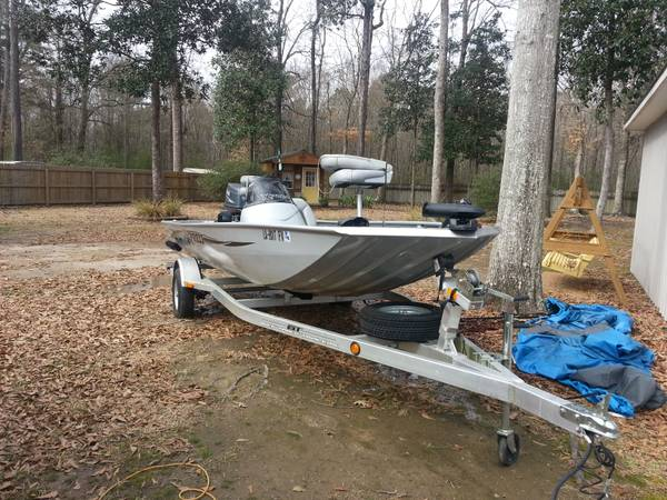 2010 XPRESS XP170 Bass Boat For Sale - x002412500 (baton rouge)
