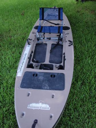 Standup Fishing KAYAK - $1000 (Baton Rouge)