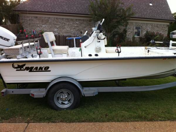 Mako 181 Inshore Center Console - x002412700 (Hernando, Ms)