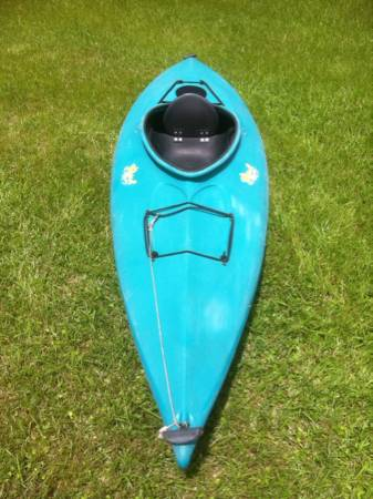 10' Wilderness Systems Rascal kayak - $350 | Boats For ...