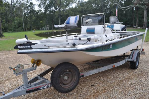 1996 Predator Bay Boat - $7900 (Central, LA)